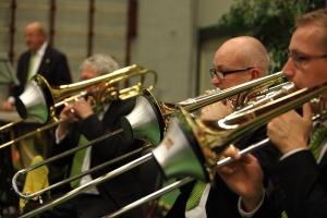 Trombones, foto Johan van de Belt